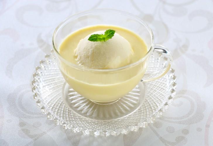スープ×アイス