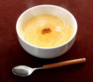 カレー粉入りコーンスープ