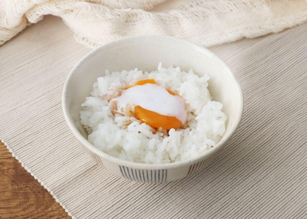 卵かけご飯×スジャータ
