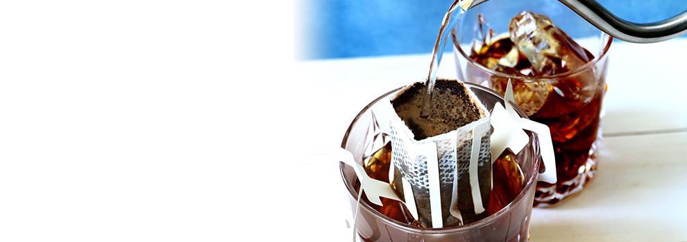 ペーパードリップ式 | おいしいコーヒーの ...